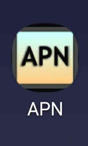 Configura internet (APN) gestori telefonici ITA 1