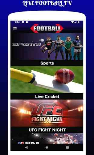 LIVE FOOTBALL TV STREAMING HD 2