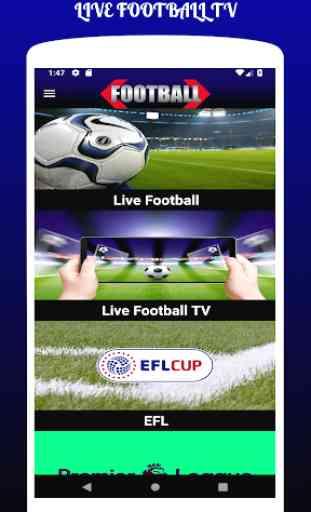 LIVE FOOTBALL TV STREAMING HD 4
