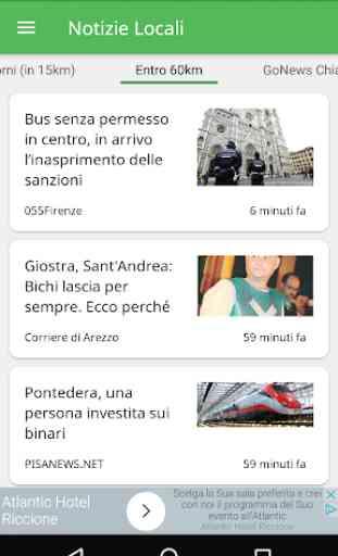 Notizie Locali - Local News 2