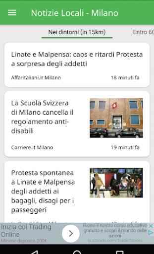 Notizie Locali - Local News 3