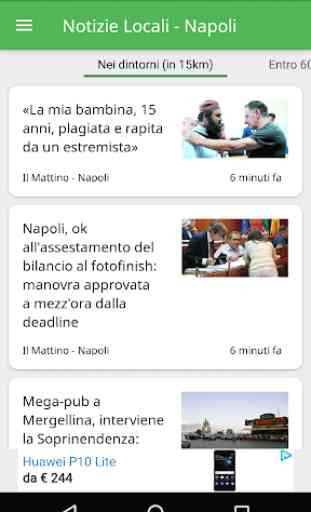 Notizie Locali - Local News 4
