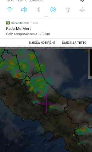 RadarMetAlert Italia 4