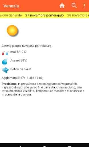 Veneto Meteo 2
