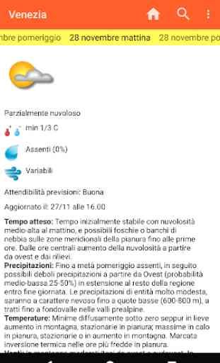 Veneto Meteo 3