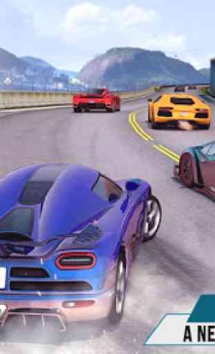 Turbo Drift Race 3d : New Sports Car Racing Games 3