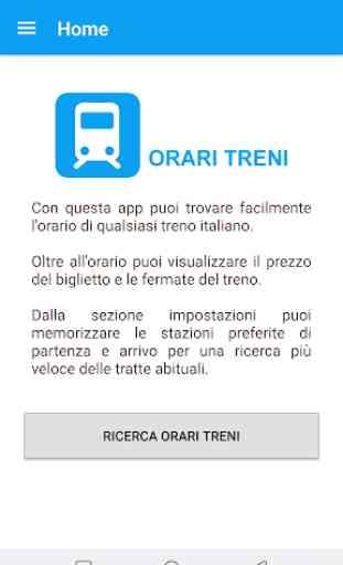 Orari Treni - Fast Edition 2