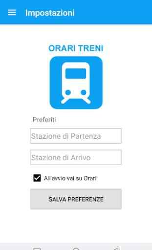 Orari Treni - Fast Edition 3