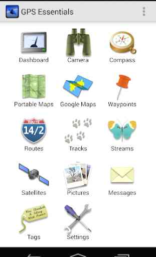 GPS Essentials 1