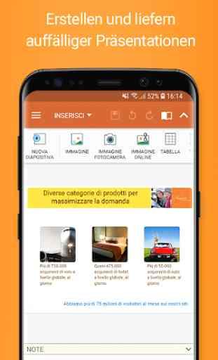 OfficeSuite Pro + PDF (Trial) 4