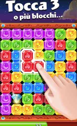 Diamond Dash: puzzle con gemme 1