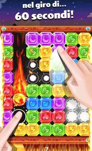 Diamond Dash: puzzle con gemme 2