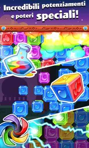 Diamond Dash: puzzle con gemme 3