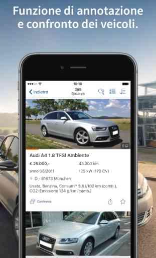AutoScout24 offerte auto usate 3