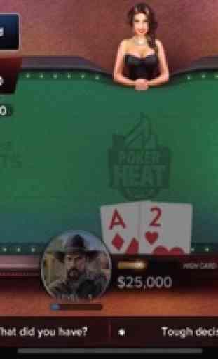 Poker Heat: Texas Holdem Poker 1