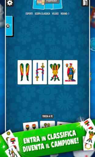 Scopa Più - Giochi di Carte 3