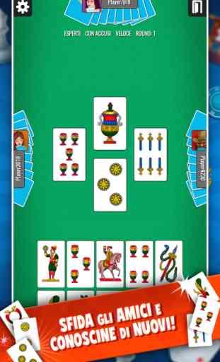 Tressette Più -Giochi di Carte 1