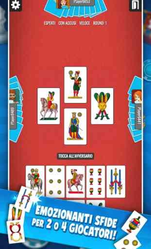 Tressette Più -Giochi di Carte 2