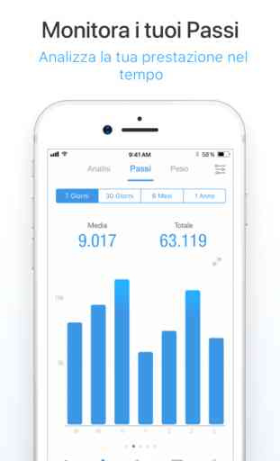 Pacer Pedometer & Step Tracker image 4